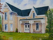 A Farmhouse near Goderich (a commission)