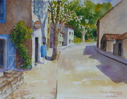 French Village Series - Serres